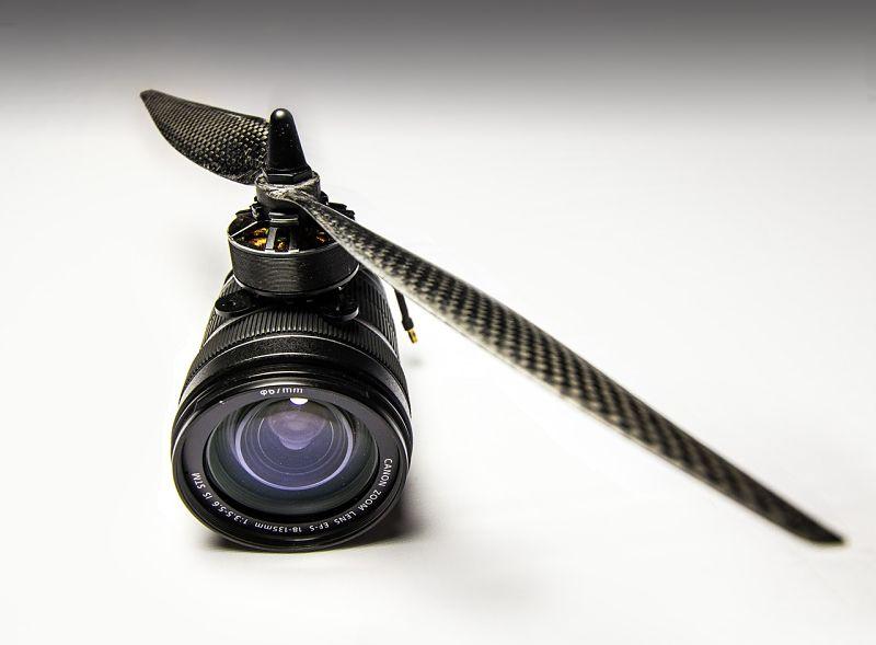 Accesorios dron by Pexels