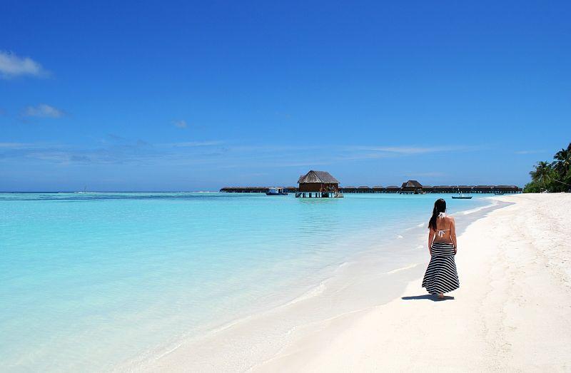 Maldivas island