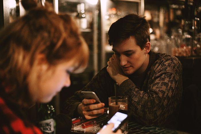Usar el smartphon