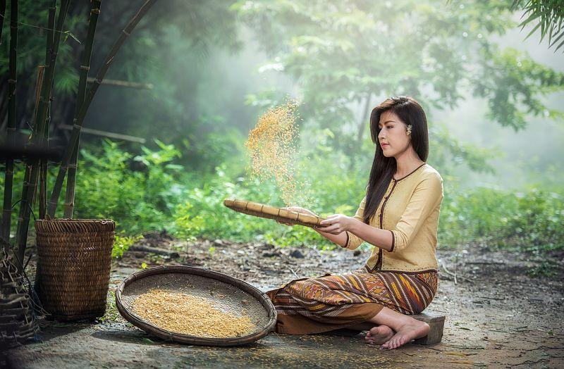 El arroz no caduca