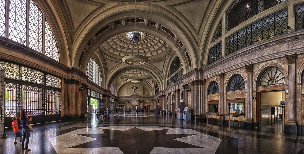 Barcelona Station