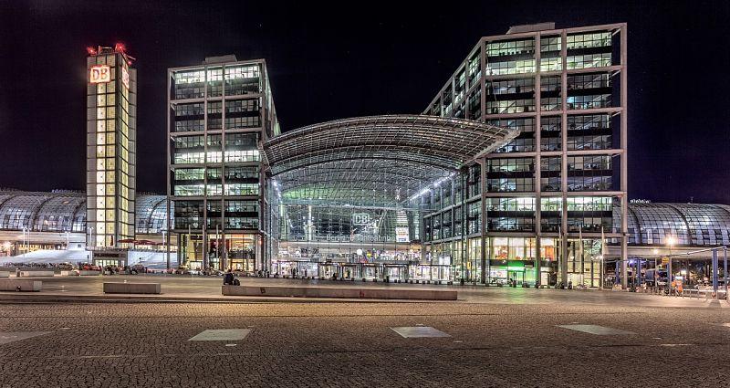 Station Central de Berlín