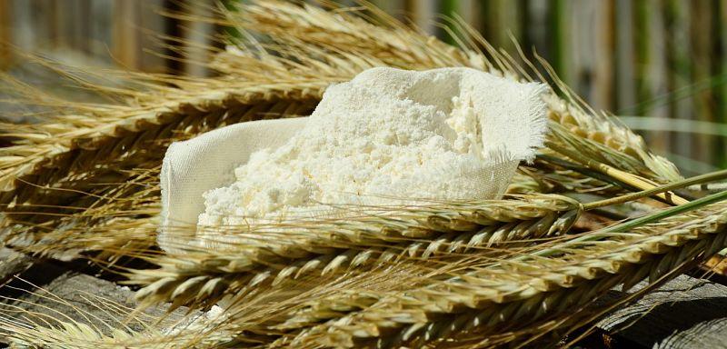 La harina de maíz no caduca