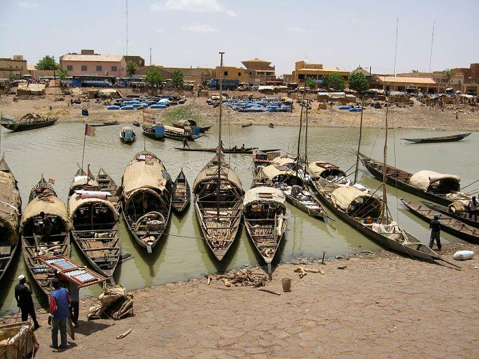 País Malí
