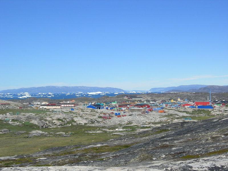Qeqertarsuaq Groenlandia