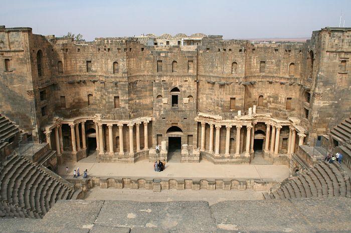 Anfiteatro de Siria