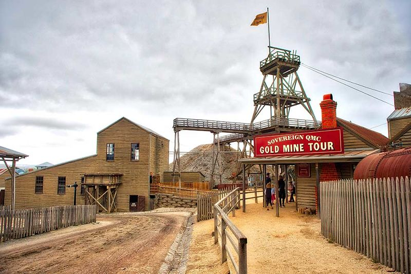 Sovereign Hill Australia