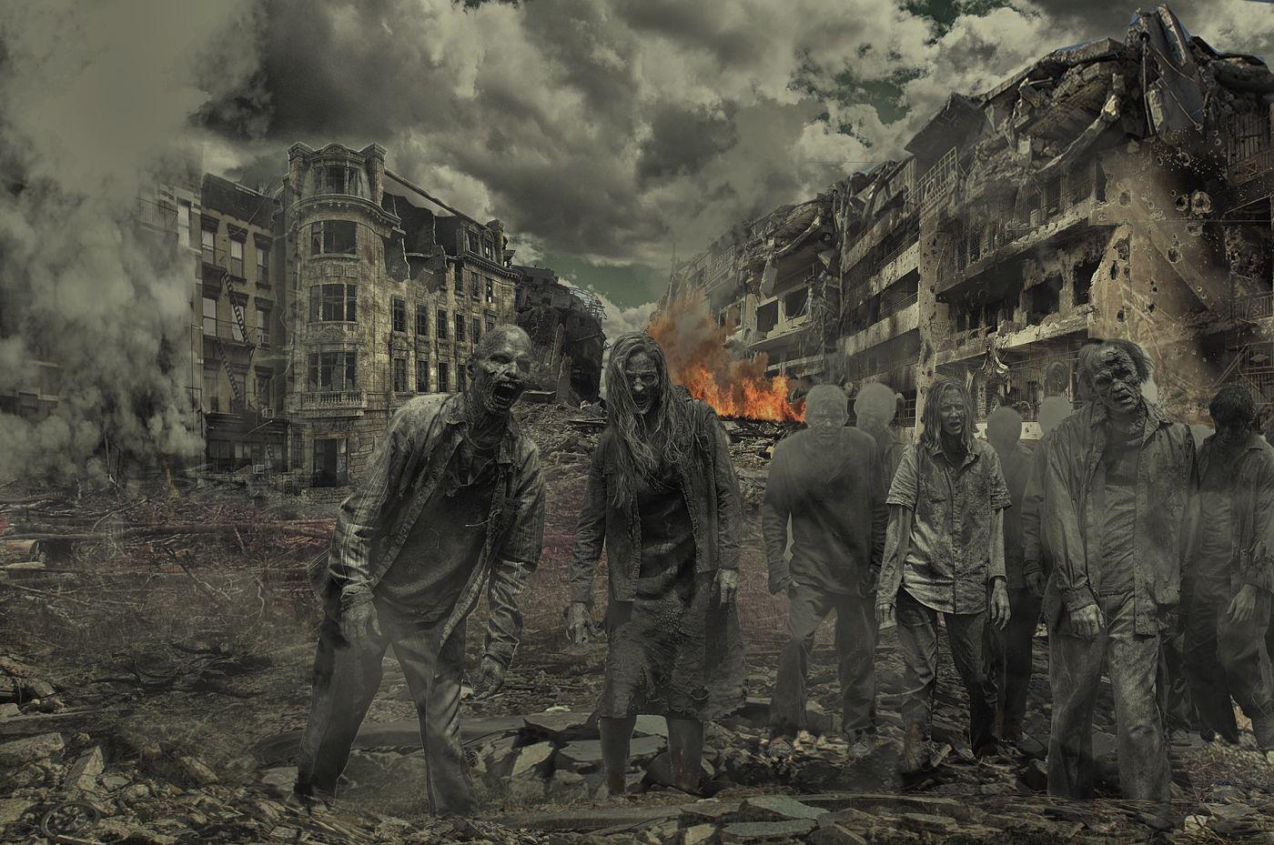 No morir en una invasión zombi