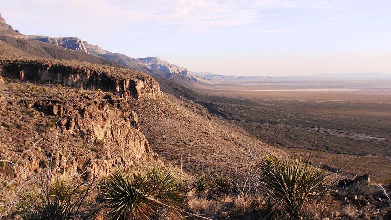 El desierto de México