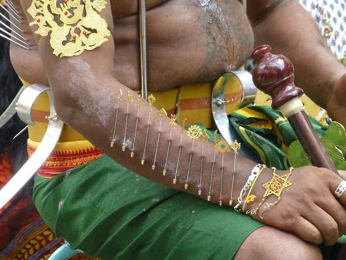 Ritual Thaipusam