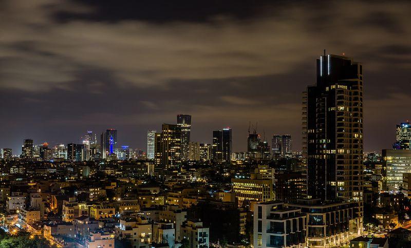Tel Aviv ciudad de Israel