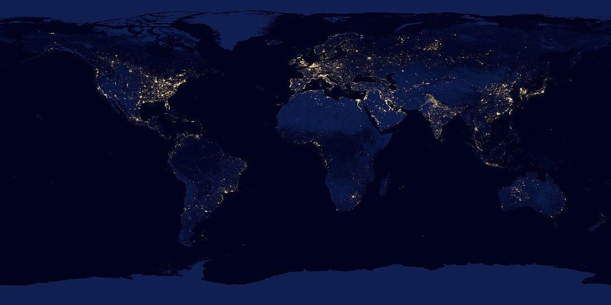 Países con más habitantes del planeta